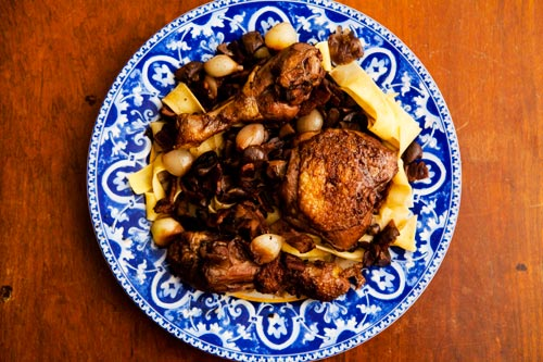 Coq au vin photo 3