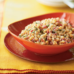 Corn salad photo 3
