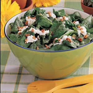 Cottage cheese salad photo 1