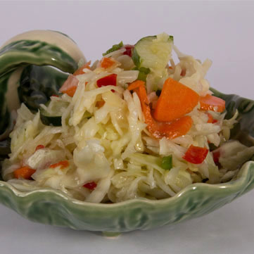 Country cole slaw photo 1