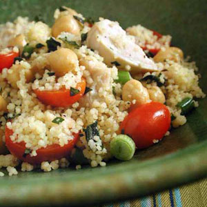 Couscous salad photo 1