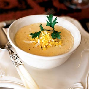 Crab soup photo 1