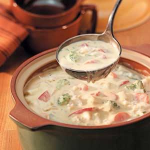 Crab soup photo 2