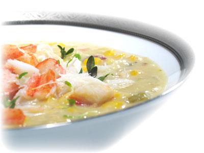 Crab soup photo 3
