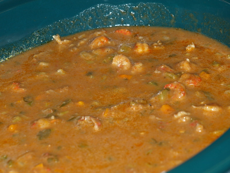 Crawfish stew photo 2