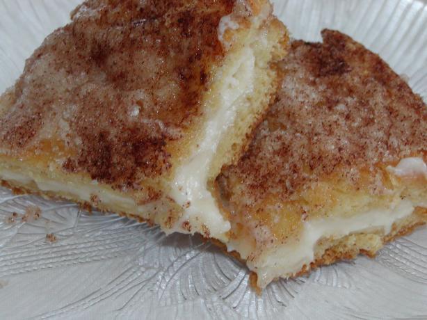 Cream cheese squares photo 3