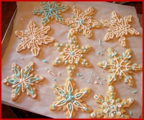 Cream cheese sugar cookies photo 2