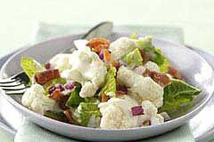 Creamy lettuce salad photo 1