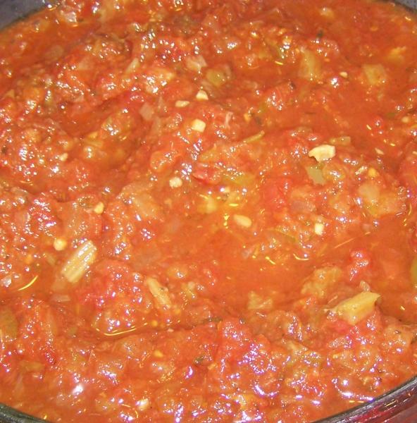 Creole sauce photo 1
