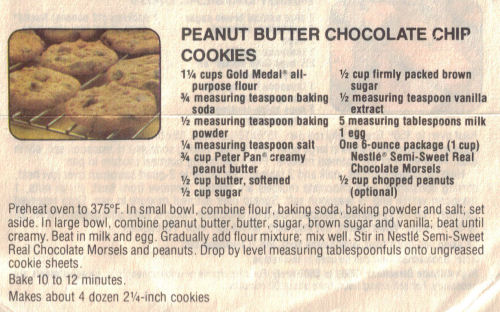 Crisscross peanut butter cookies photo 3