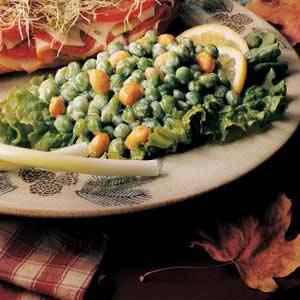 Crunchy pea salad photo 2