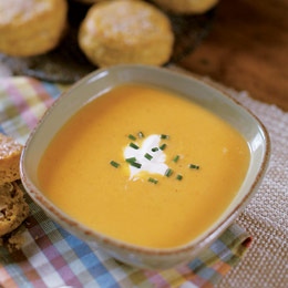 Curried pumpkin soup photo 3