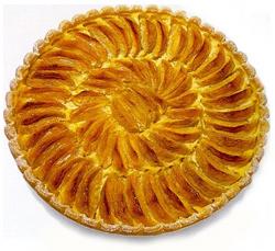 Danish apple cake photo 1