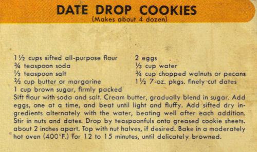 Date cookies photo 2