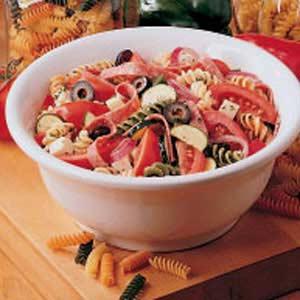 Deli pasta salad photo 3