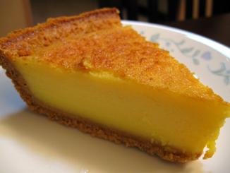 Egg custard pie photo 2