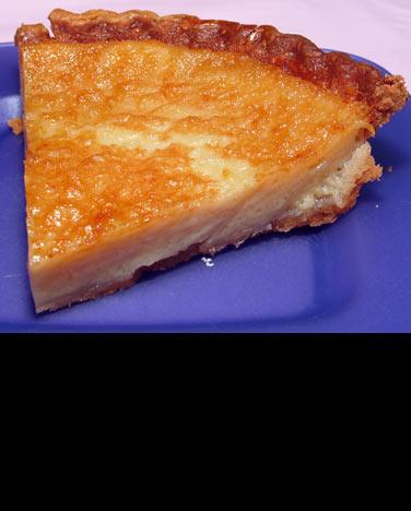 Egg custard pie photo 3