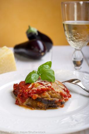 Eggplant parmigiana photo 4