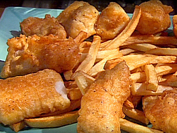 Fish and chips photo 2