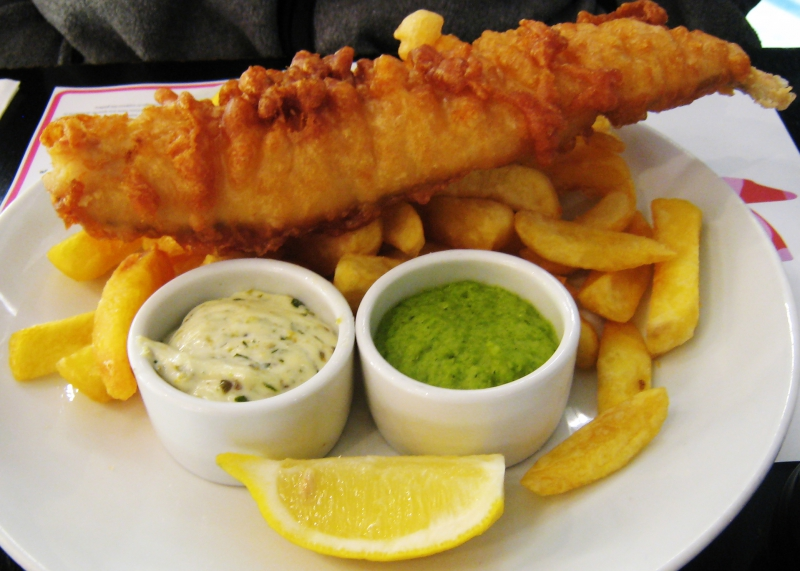 Fish and chips photo 1