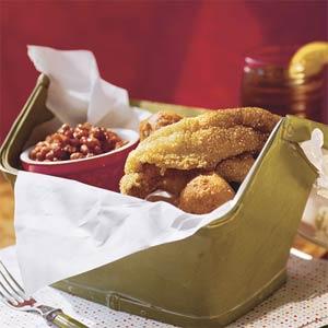 Fried catfish photo 3