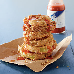 Fried green tomatoes photo 2