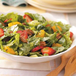 Fruit and nut salad photo 1