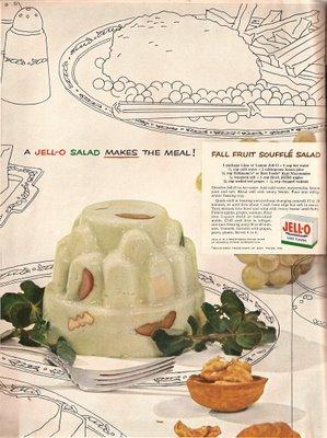 Fruit jello mold photo 3