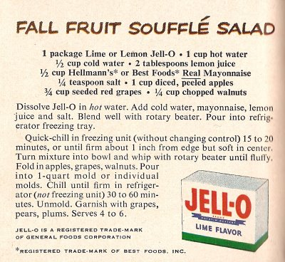 Fruit jello mold photo 2