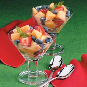 Fruit salad dressing photo 2
