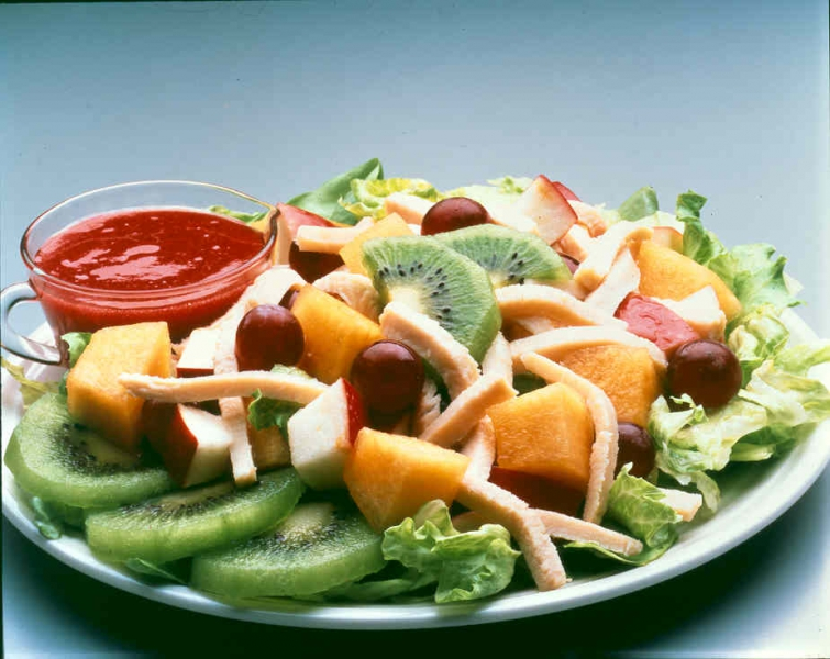 Fruit salad dressing photo 1