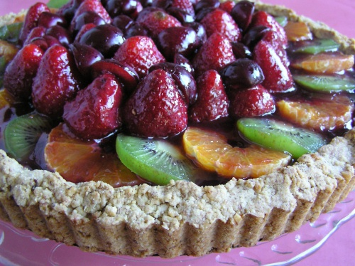 Fruit tart photo 5