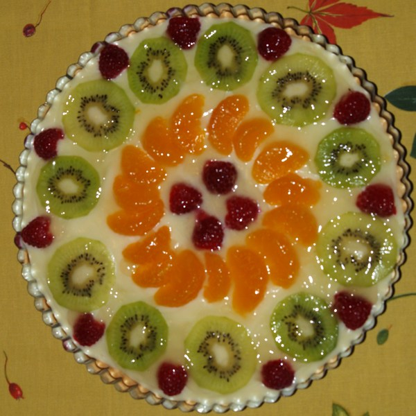Fruit tart photo 2