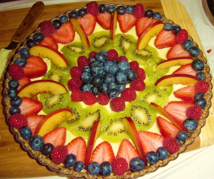 Fruit tart photo 3
