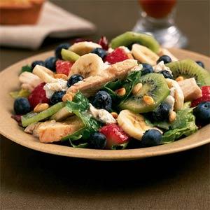 Fruited chicken salad photo 3