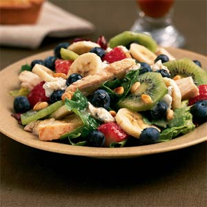 Fruity chicken salad photo 3