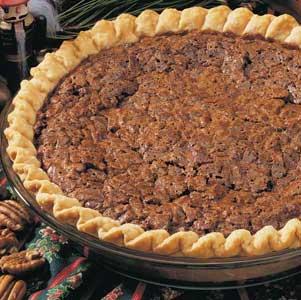 Fudge pecan pie photo 1
