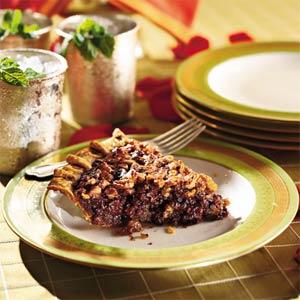Fudge pecan pie photo 3