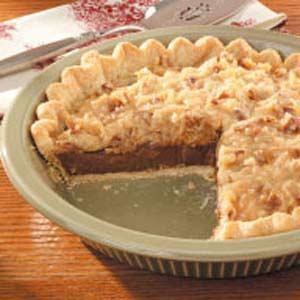 German chocolate pie photo 3