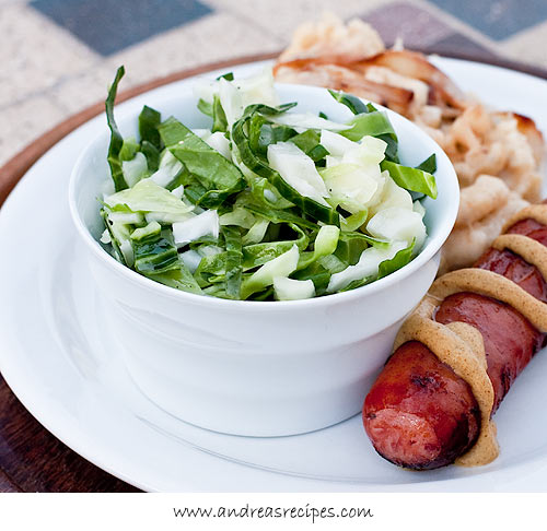 German coleslaw photo 1