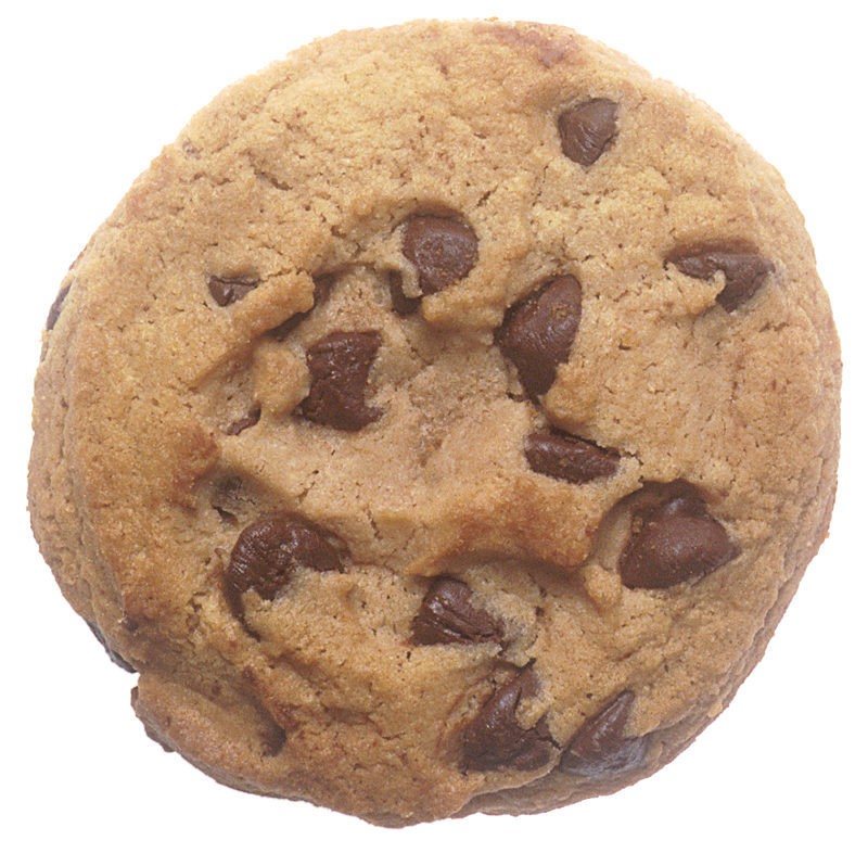 Giant chocolate chip cookies photo 5