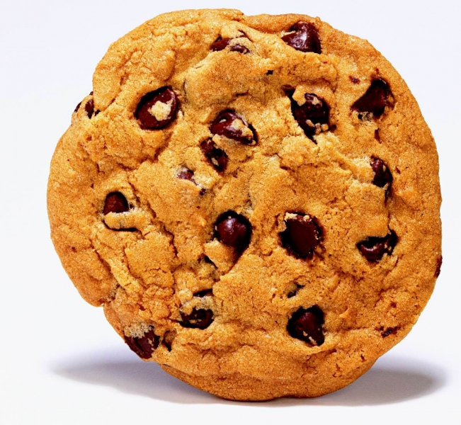 Giant chocolate chip cookies photo 4