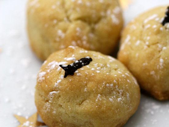 Greek butter cookies photo 1
