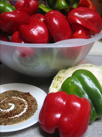 Green tomato relish photo 3