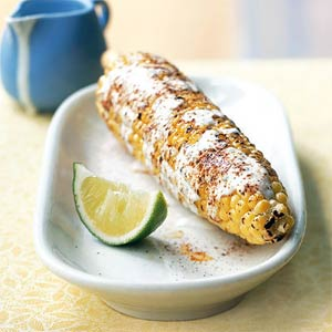 Grilled corn photo 2