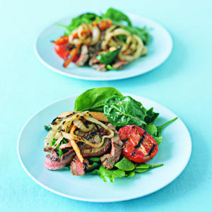 Grilled vegetables photo 1