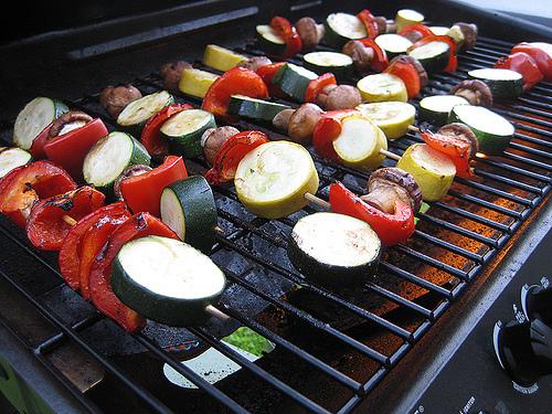 Grilled veggies photo 2
