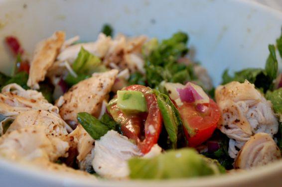 Guacamole chicken salad photo 1