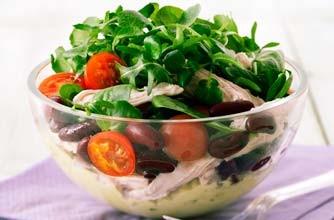 Guacamole chicken salad photo 3