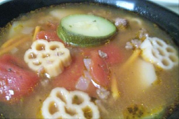 Harvest turkey soup photo 2